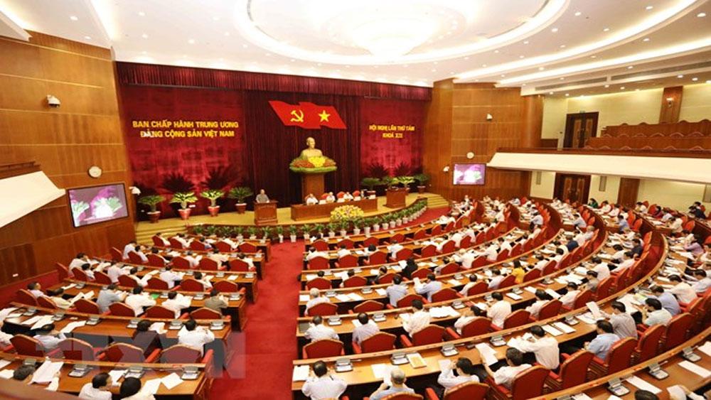 Hội nghị Trung ương hoàn thành toàn bộ nội dung chương trình đề ra